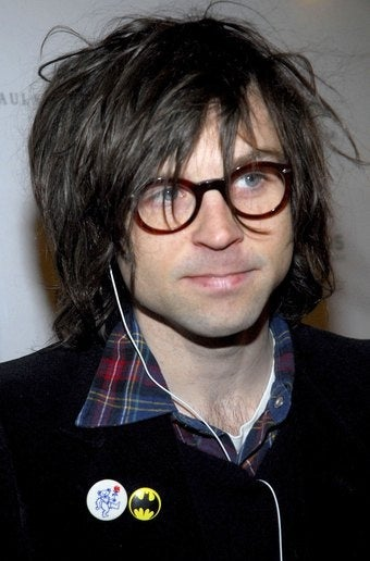Ryan Adams' Engagement Was Not Blogged