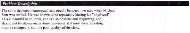 Every FCC Viewer Complaint About Michael Sam Kissing His Boyfriend