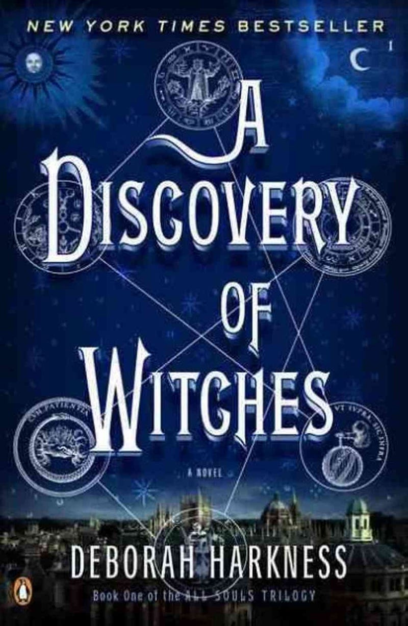 Invitation to Discuss - A Discovery of Witches [SPOILERS]