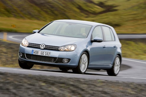 2009 Volkswagen Golf VI, Reviewed