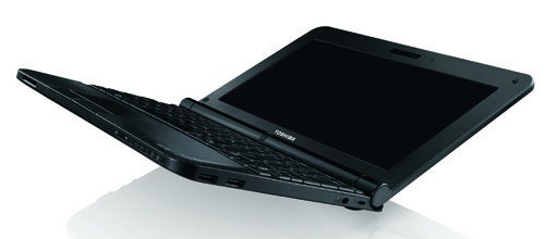 Toshiba's Mini NB250 Netbook Is Another Full-Sized Keyboard Behemoth
