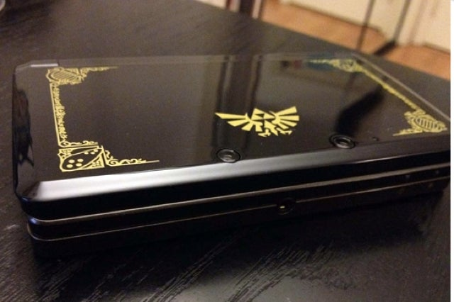 Up-Close with the Sexiest 3DS There Is