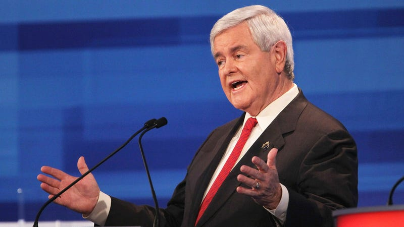 Newt Gingrich Tells Gay People to Just Vote for Obama