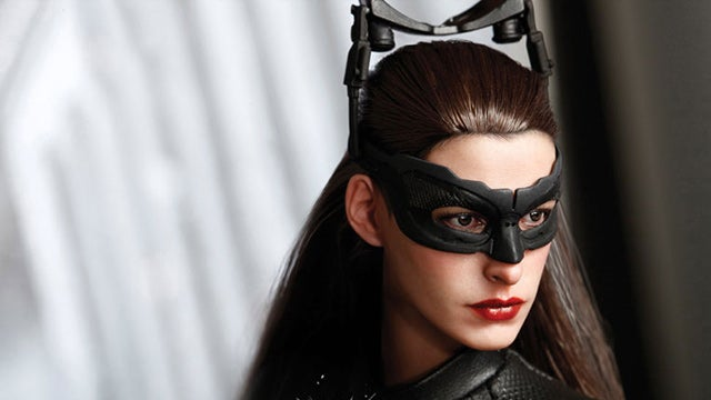 This Isn't a Photo, It's a Catwoman Action Figure