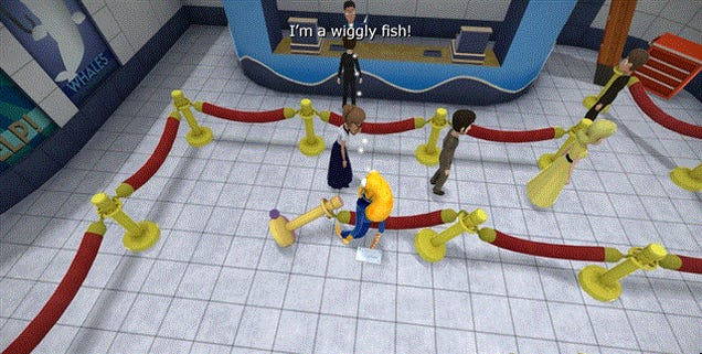​Octodad: Dadliest Catch: The Kotaku Review
