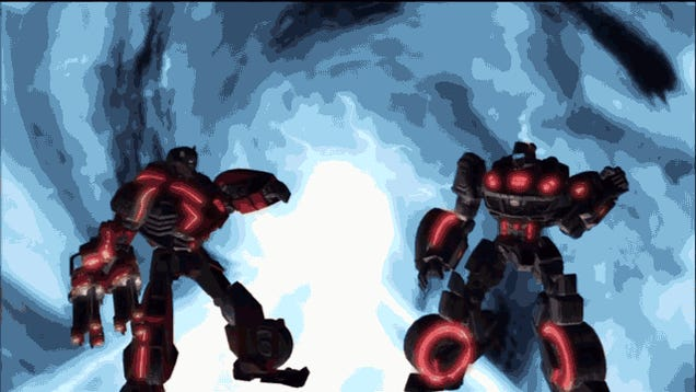 Fall of Cybertron's End Credits Dap Our Darkest Hour