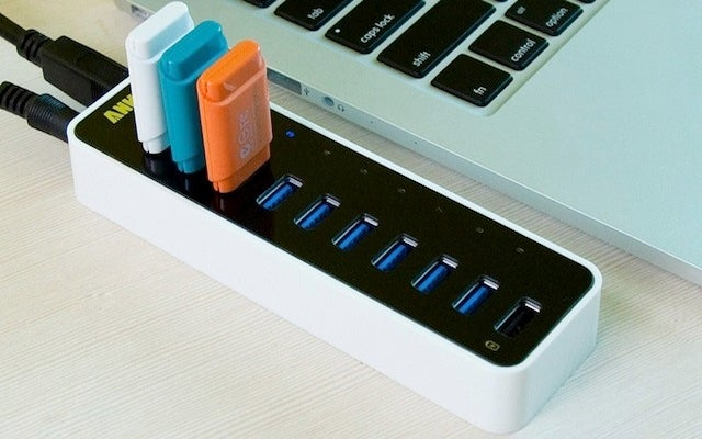 Five Best USB Hubs