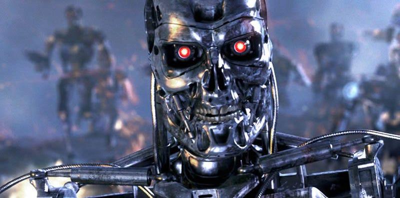 #5: Skynet/The Terminators