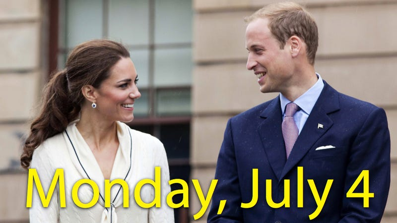 Inane Comment Sparks New Kate Middleton Pregnancy Rumors
