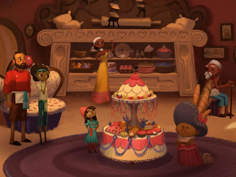 Broken Age Is As Charming As Ever On The iPad