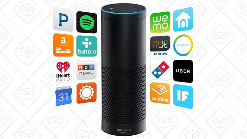 Today's Best Deals: Amazon Echo, Dockers Clothes, DEWALT Multi-Tool, and More