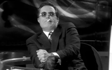 Stephen Colbert Does a Totally Killer Impersonation of Peter Sellers' Dr. Strangelove