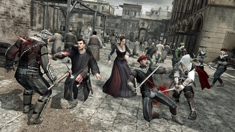 Assassin's Creed II's Gap-Filling DLC Priced And Detailed