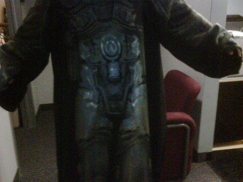 The Gears of War Snuggie