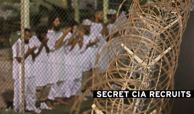 CIA Converted Gitmo Prisoners Into al Qaeda-Infiltrating Double Agents