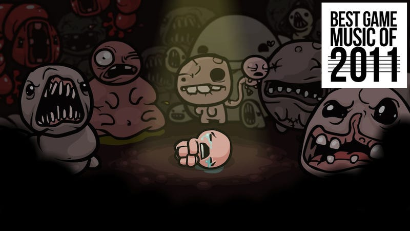 The Best Game Music of 2011: The Binding of Isaac