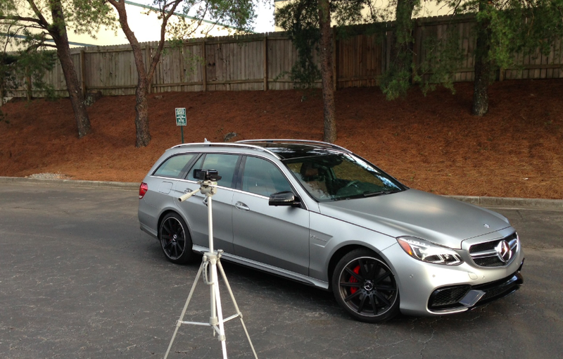 I Just Spent A Week With a Mercedes E63 AMG Station Wagon