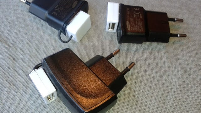 Repurpose Old Cell Phone Chargers with DIY USB Ports
