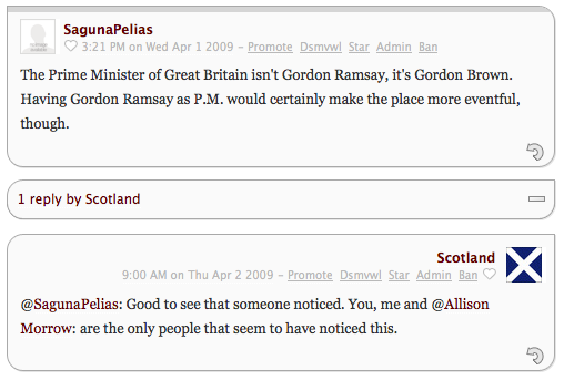 Gordon Ramsay Is the Prime Minister of England