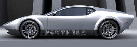 "De Tomaso Revisited: The Stefan Schulze ""Panthera"""