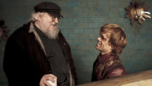 GRRM has a new Winds of Winter preview chapter up!