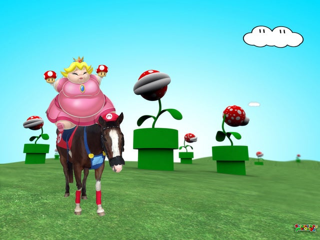 Kotaku 'Shop Contest: Mario Horse: The Winners