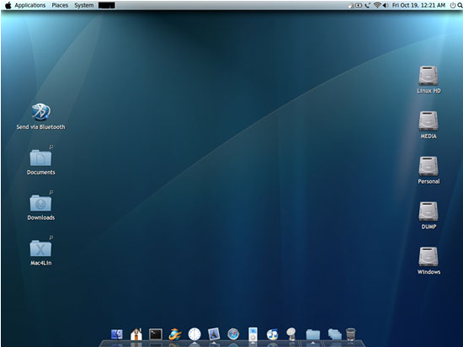 Make Your Linux Desktop Look Like a Mac
