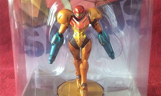 """Defective"" Samus Figure Sells For A Ton On eBay"