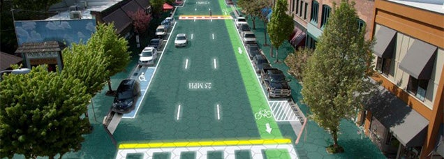 This video explains why solar roadways won't work anytime soon