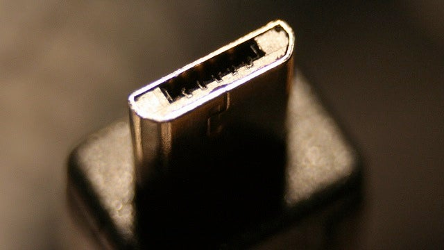 Fix a Loose Micro-USB Port with a Sharpened Toothpick
