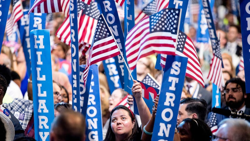 What Happens When the Democratic National Convention Doesn't Have a Sexual Assault Policy