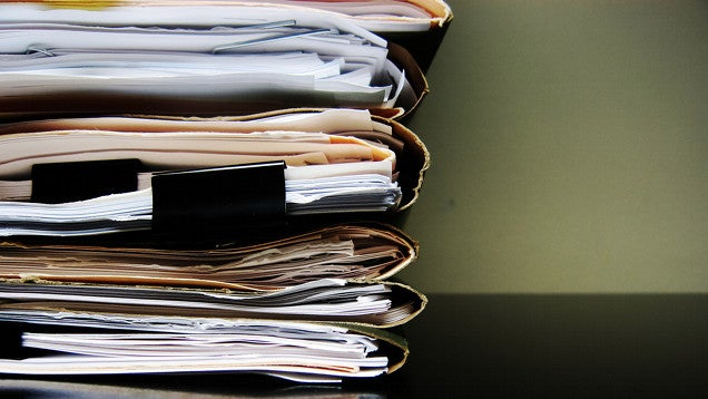 How Long You Should Keep Your Financial Documents