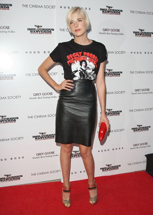 Glory Be: Inglourious Basterds NYC Screening Brings Le Fab