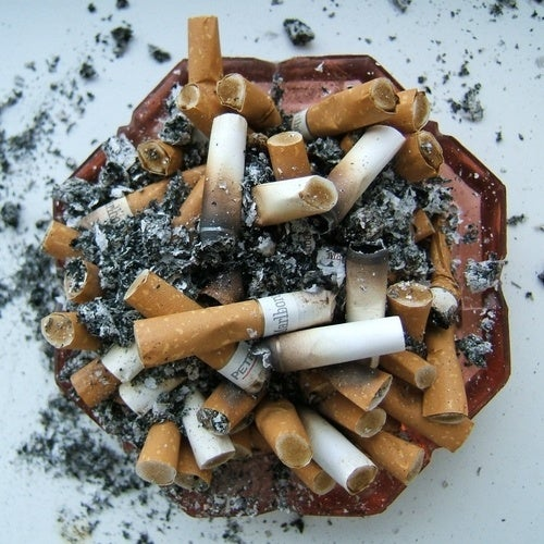 Recycling Cigarette Butts: Brilliant