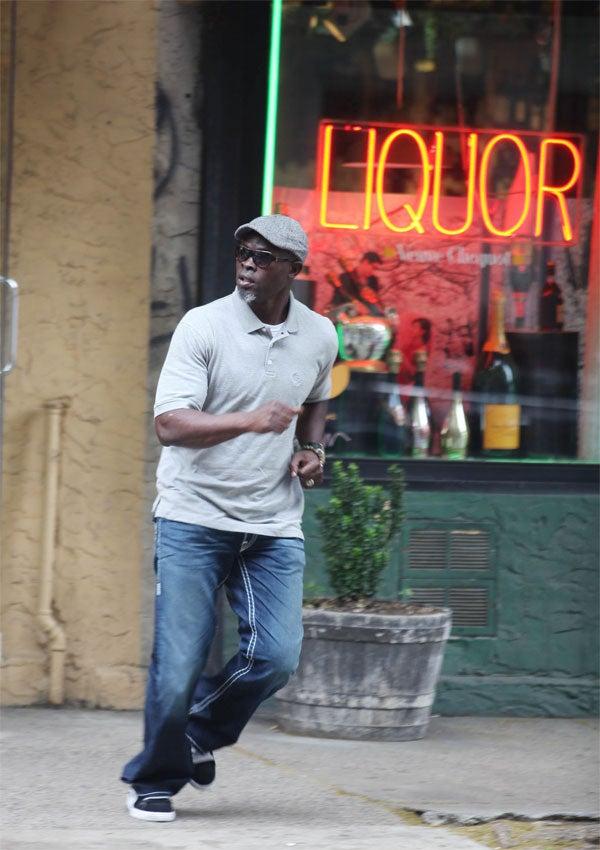 Djimon Hounsou: Liquor Good