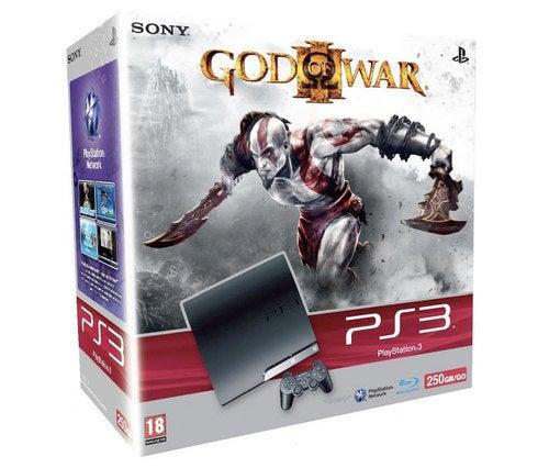 God Of War III Snarls Itself Up A Console Bundle