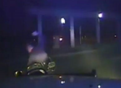 Dallas Police Officers Beat The Snot Out Of Motorcyclist