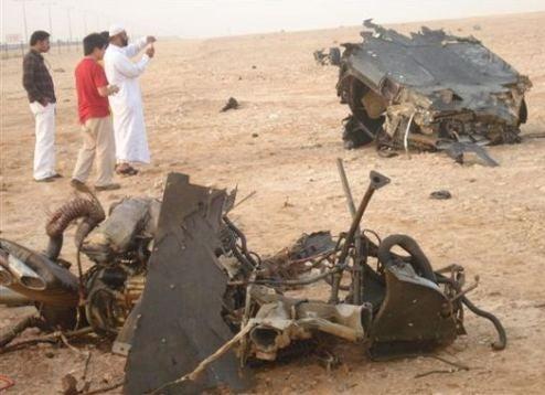 McLaren SLR Disintegrates In Deadly Qatar Accident