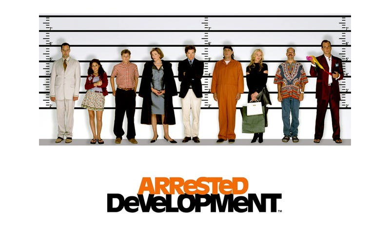 Breakdowns: Arrested Development Will Not Go Gracefully Into The Night
