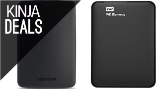 Two Great External Hard Drive Deals To Pick From