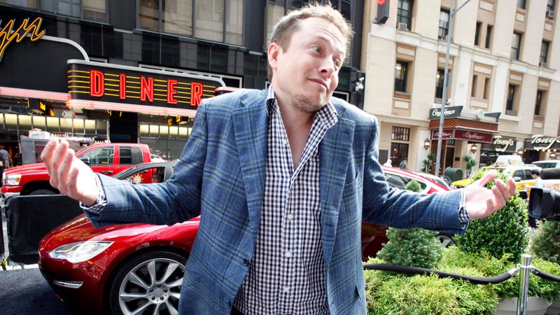 Elon Musk And Johnny Depp Once Got Nailed For Speeding In A Model S
