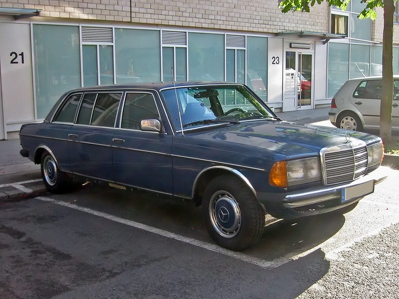 Prediction: The W123 Will Win