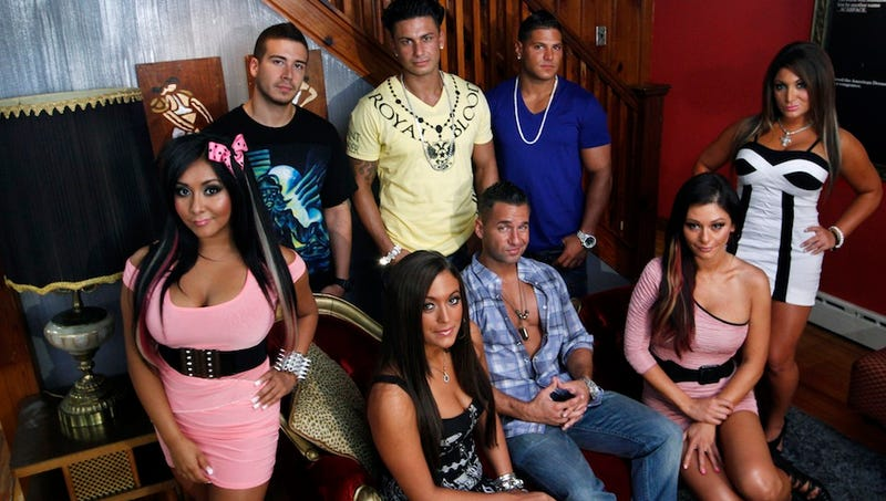 Snooki's Pregnancy Will Not Stop Season 6 of Jersey Shore