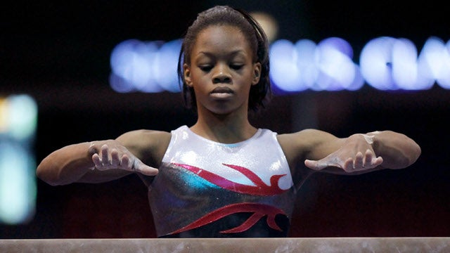 Gabby Douglas Was Bullied, Called 'Slave' by Fellow Gymnasts in Virginia