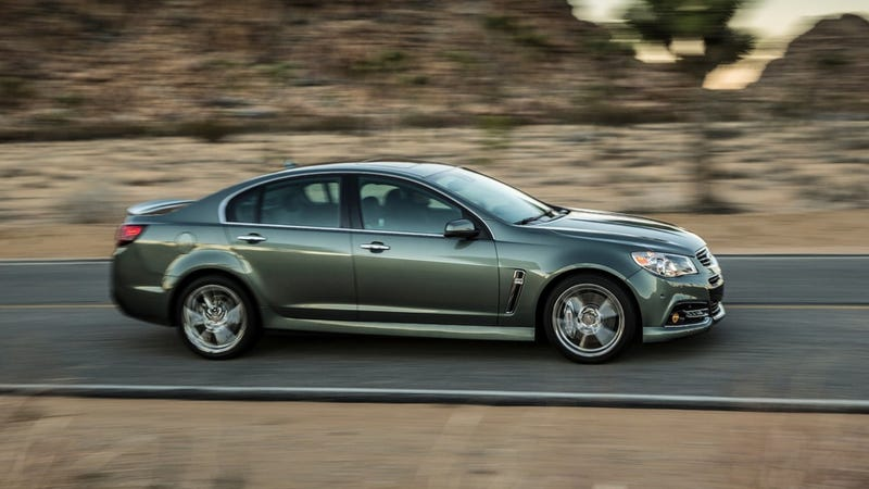 GM Doesn't Know How To Sell The Chevrolet SS But It's Cool Anyway