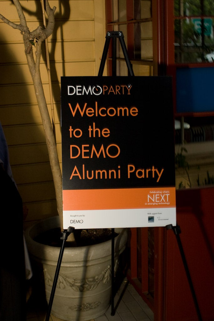 A Demo reunion in Palo Alto