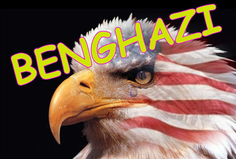 GOP House Report on Benghazi Concludes There Is No Benghazi Scandal