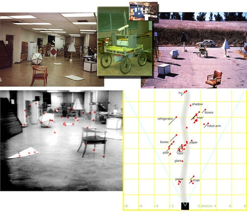 Stanford Cart: When Robots Started Seeing in 3D