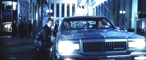 The Sinister 15: Murilee's Favorite Bad Guy Movie Cars