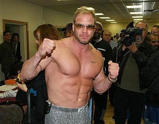 Tommy Morrison Most Healthy Undercard Winner Last Night